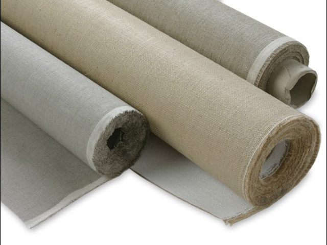 CANVASES IN ROLLS